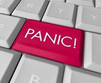 Panic!!